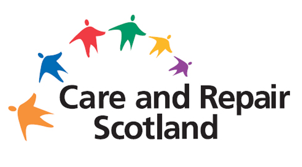 Care and Repair Scotland Logo - Click to Go to Homepage